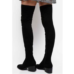 Gabbie Thigh High Boots